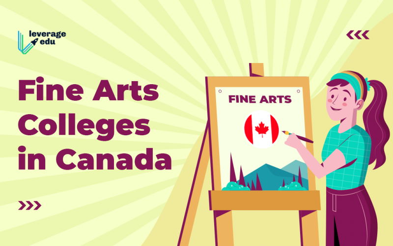 Fine Arts Colleges in Canada
