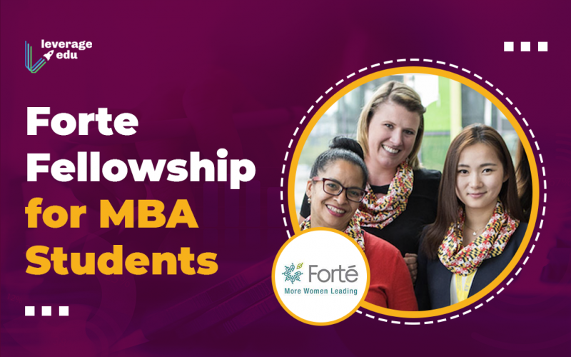 Forte Fellowship for MBA Students