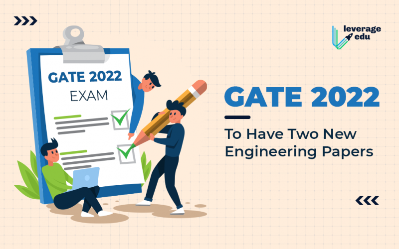 Recent Additions to GATE 2022: Two New Engineering Papers