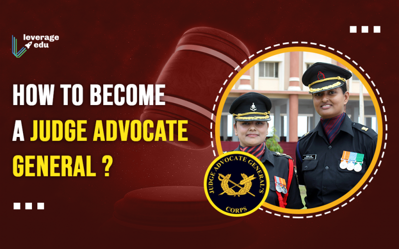 How to Become a Judge Advocate General