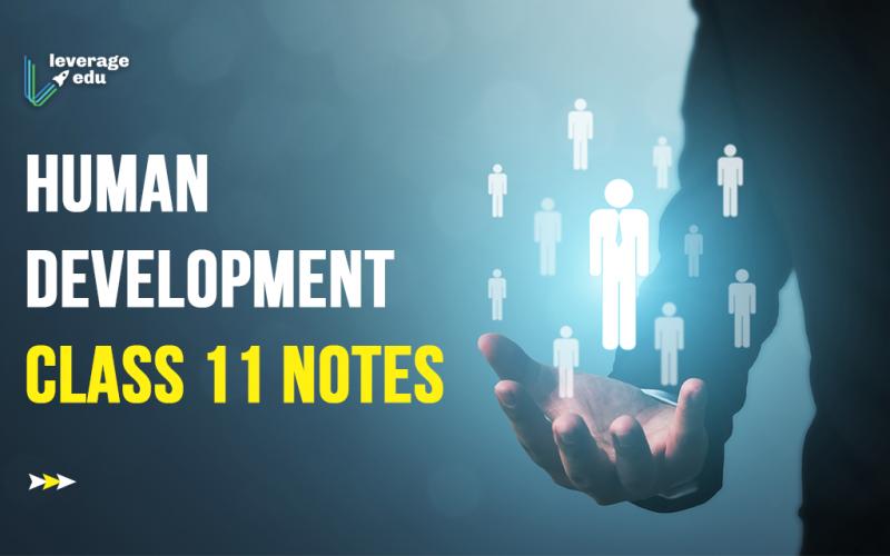 Human Development Class 11 Notes