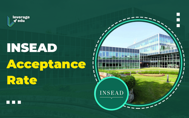 INSEAD Acceptance Rate