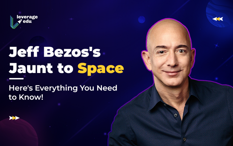 Jeff Bezos's Jaunt to Space Here's Everything You Need to Know