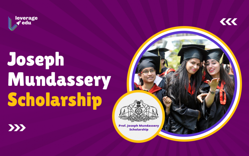 Joseph Mundassery Scholarship