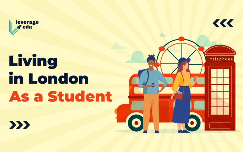 Living in London As a Student