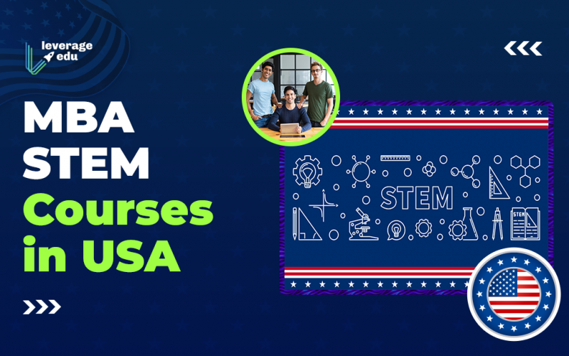 MBA STEM Courses in USA