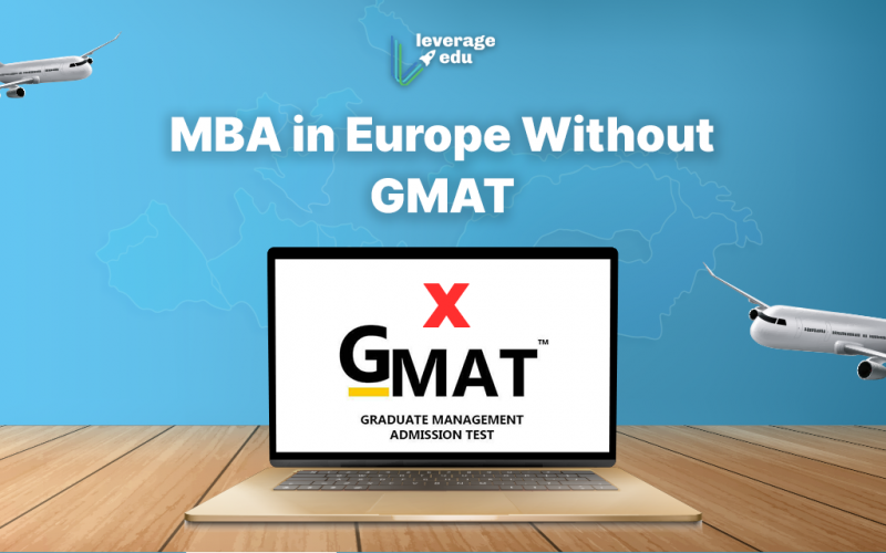 MBA in Europe Without GMAT