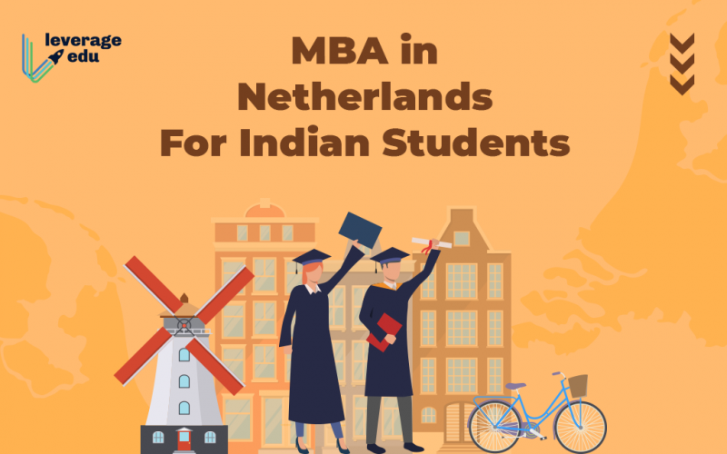 MBA in Netherlands For Indian Students