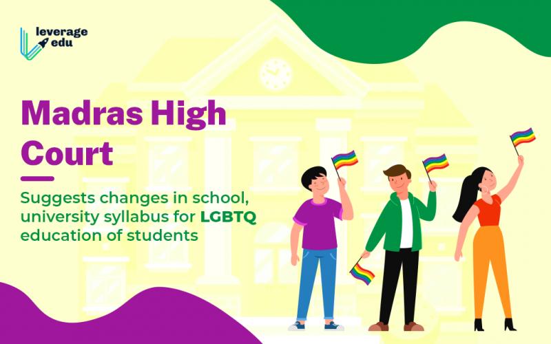 Changes in School Syllabus for LGBTQ