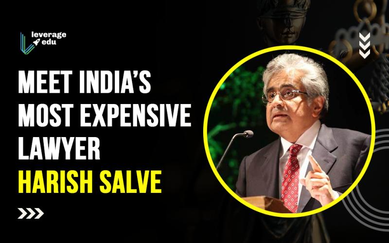 Meet India's Most Expensive Lawyer – Harish Salve