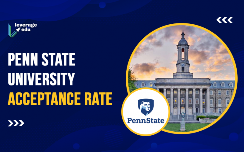 Penn State University Acceptance Rate