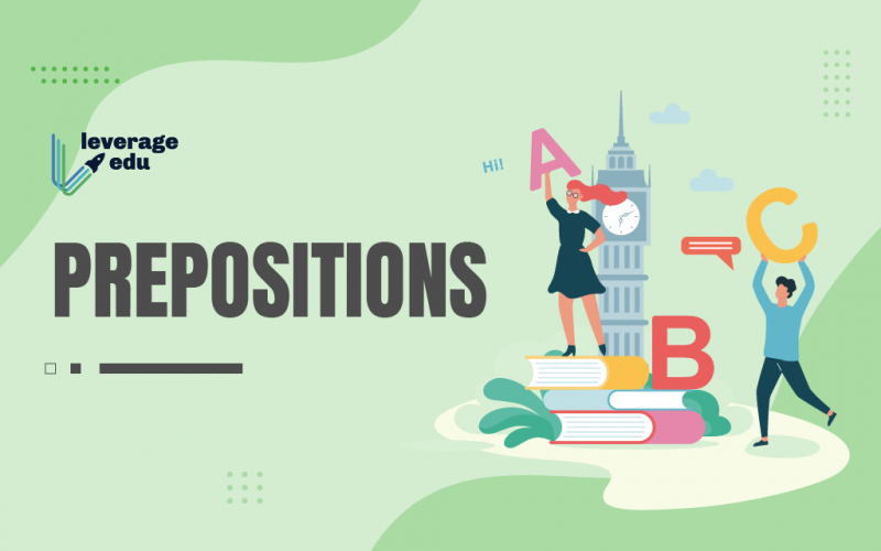 Rules for Prepositions