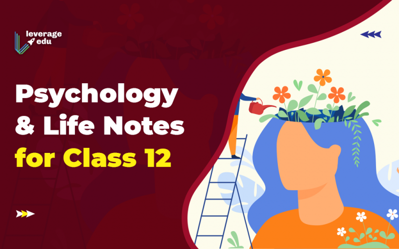 Chapter 8 Psychology Class 12