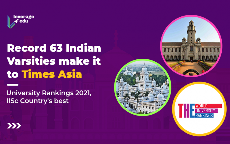 THE Asia Rankings