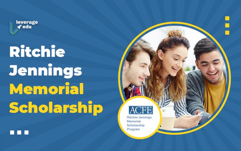 Ritchie-Jennings Memorial Scholarship