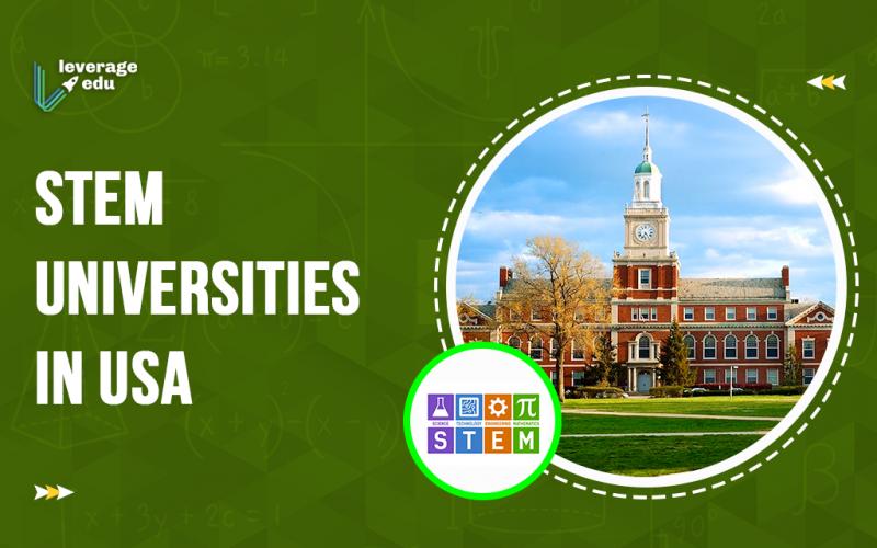 STEM Universities in USA