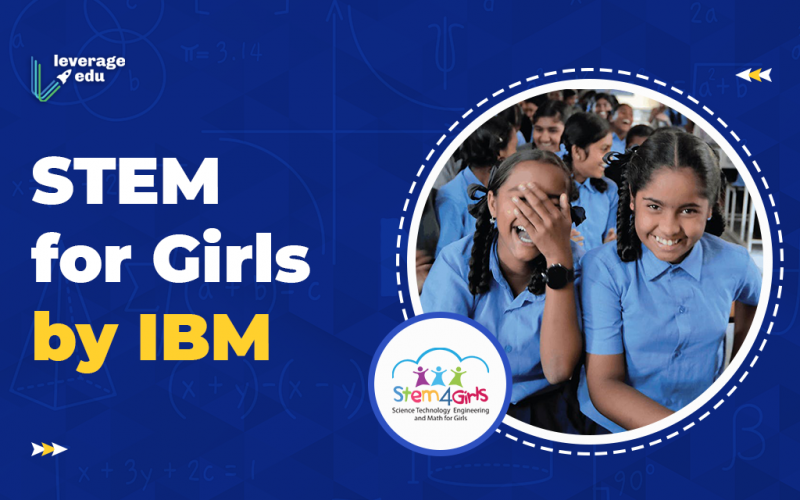 STEM for Girls by IBM