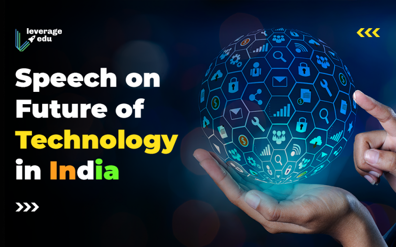 Speech on Future of Technology in India