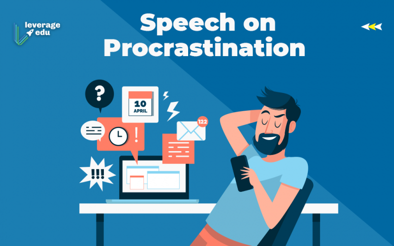 Speech on Procrastination