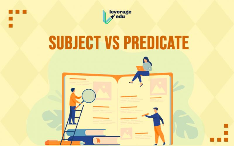 Subject vs Predicate