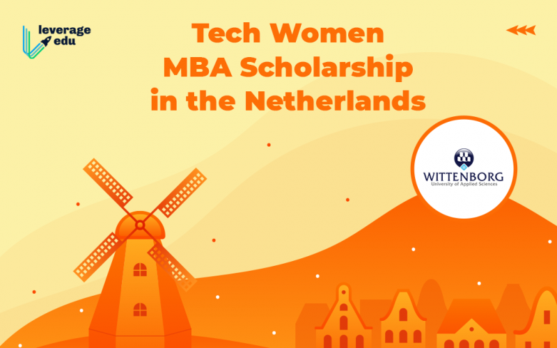 Tech Women MBA Scholarship in the Netherlands