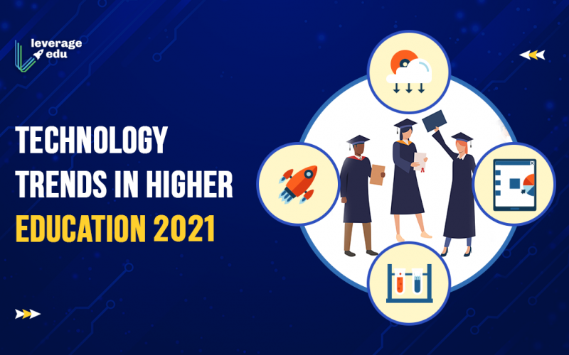 Technology Trends in Higher Education 2021