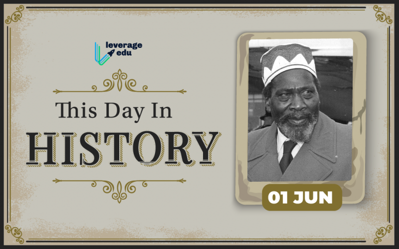This Day in History - June 1