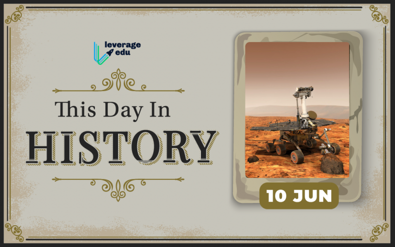 This Day in History- June 10