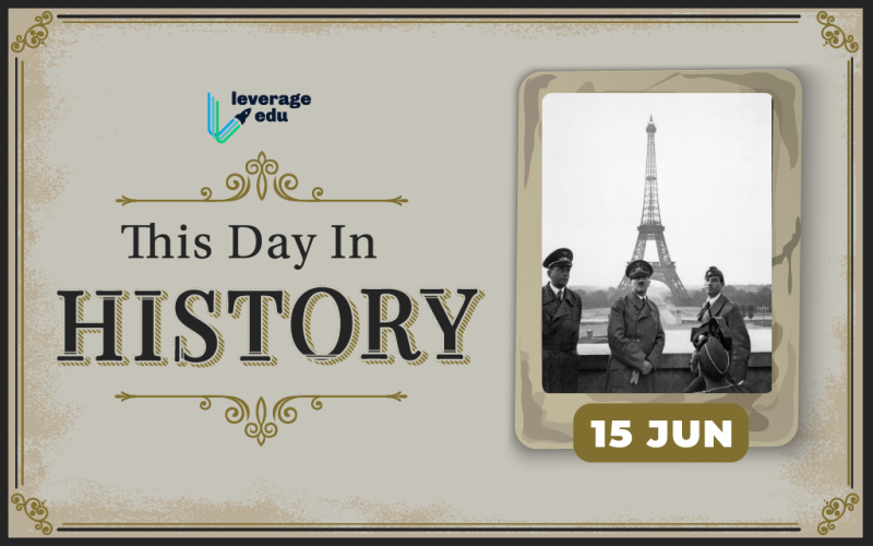 This Day in History - June 15-01