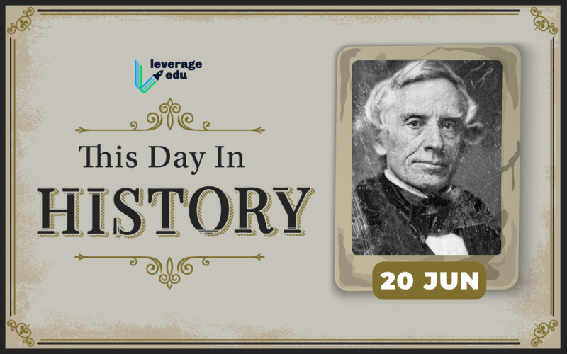 This Day in History - June 20
