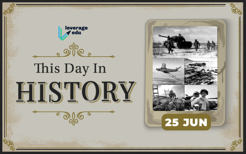 This Day in History - June 25