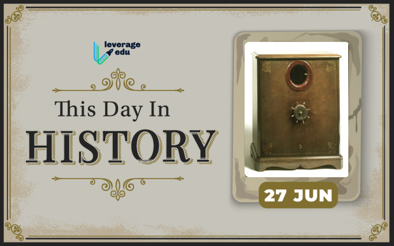 This Day in History - June 27