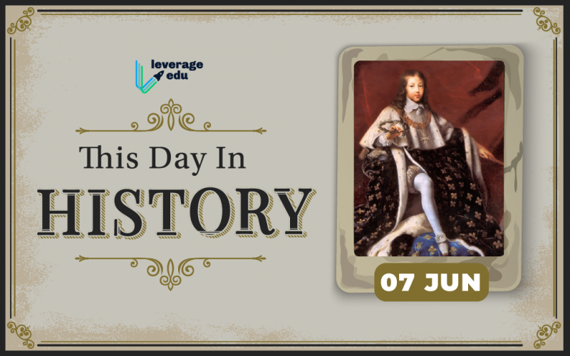 This Day in History - June 7