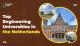 Top Engineering Universities in the Netherlands