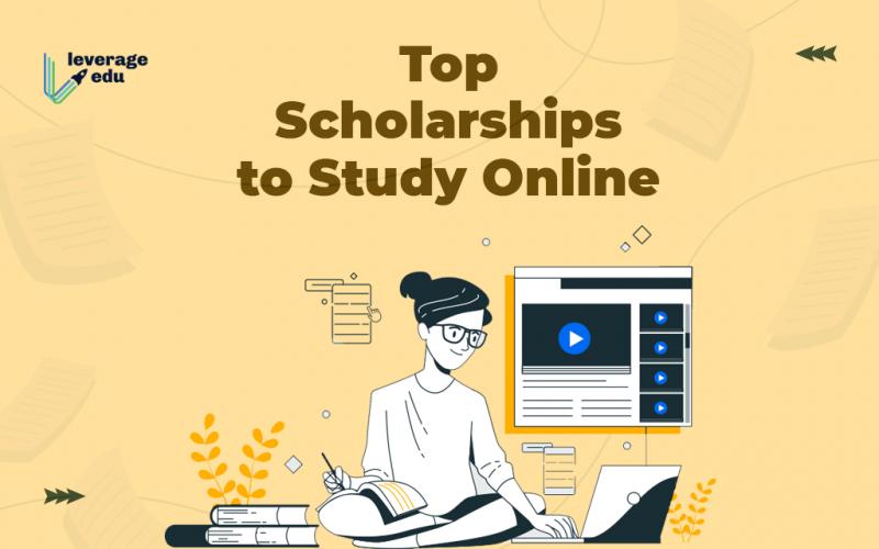 Top Scholarships to Study Online