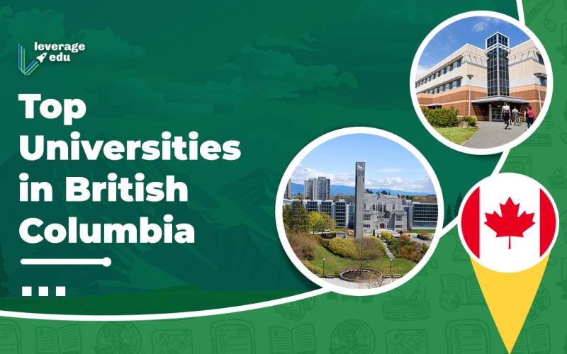 Top Universities in British Columbia