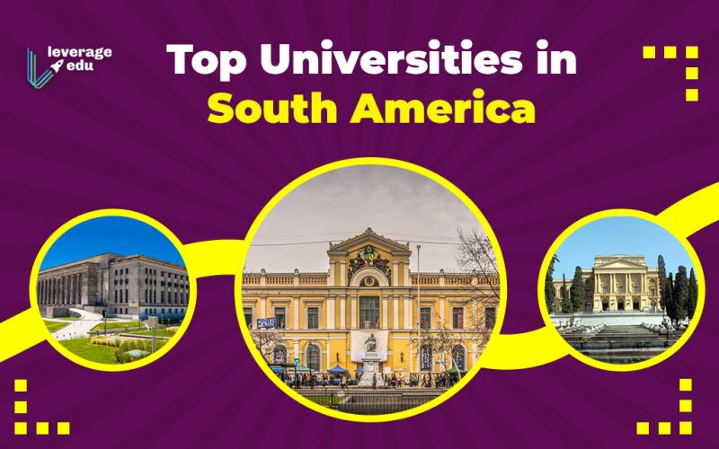 Top Universities in South America