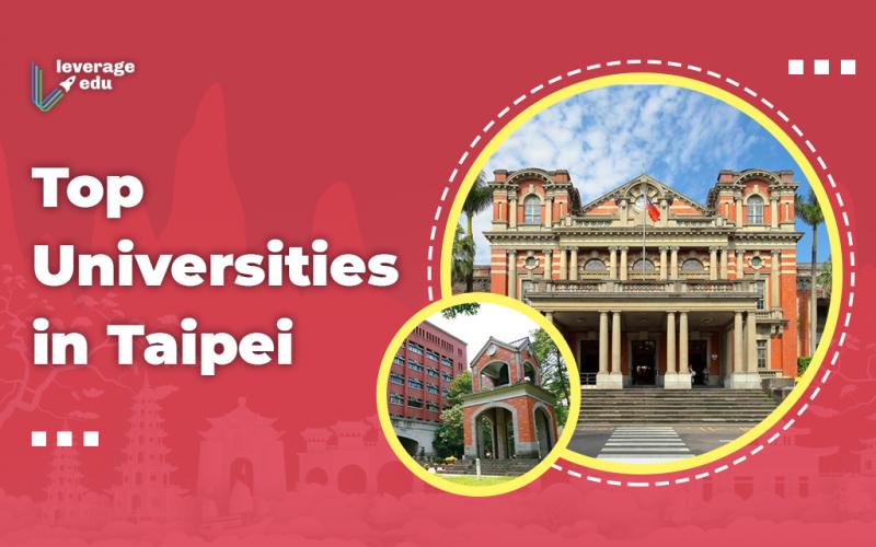 Top Universities in Taipei