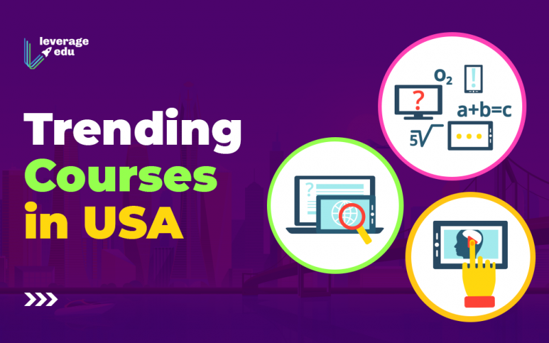 Trending Courses in USA