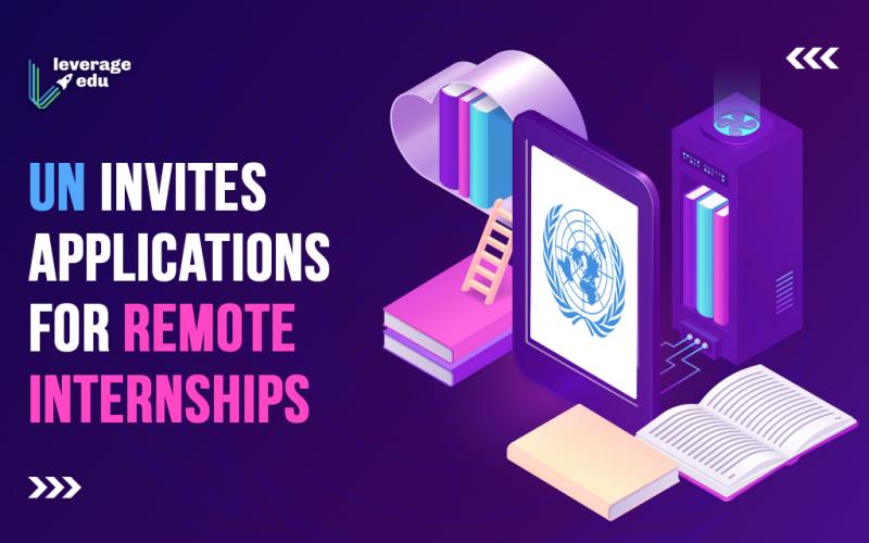 UN Invites Applications for Remote Internships