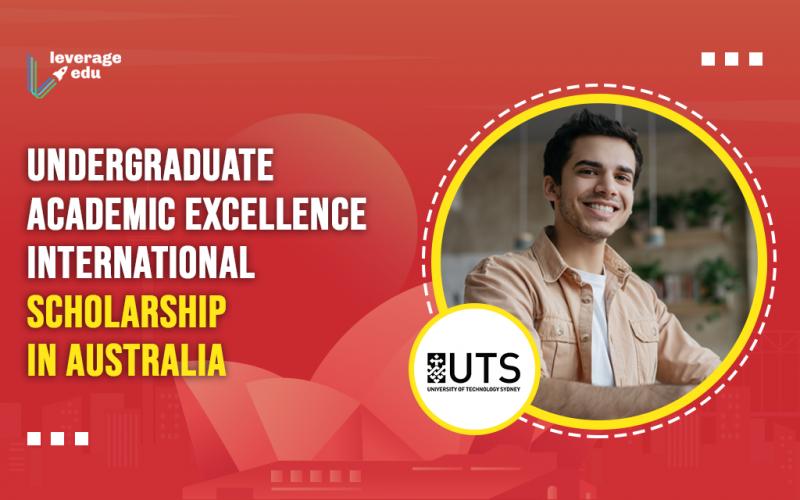 Undergraduate Academic Excellence International Scholarship in Australia