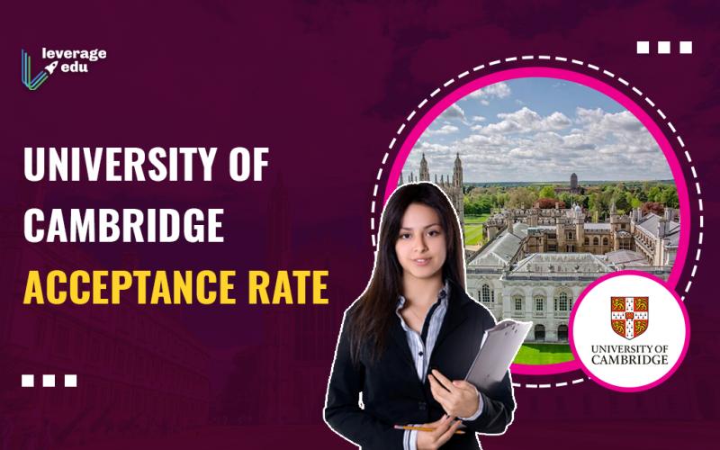 University of Cambridge Acceptance Rate