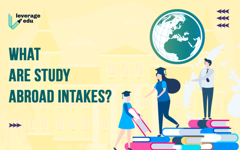 Study abroad intakes