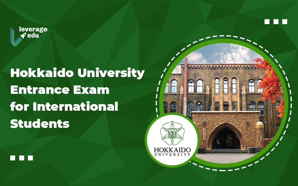 Hokkaido University Entrance Exam