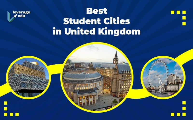 Best Student Cities in United Kingdom