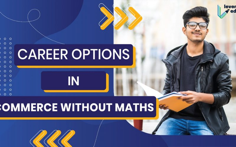 Career Options in Commerce Without Maths