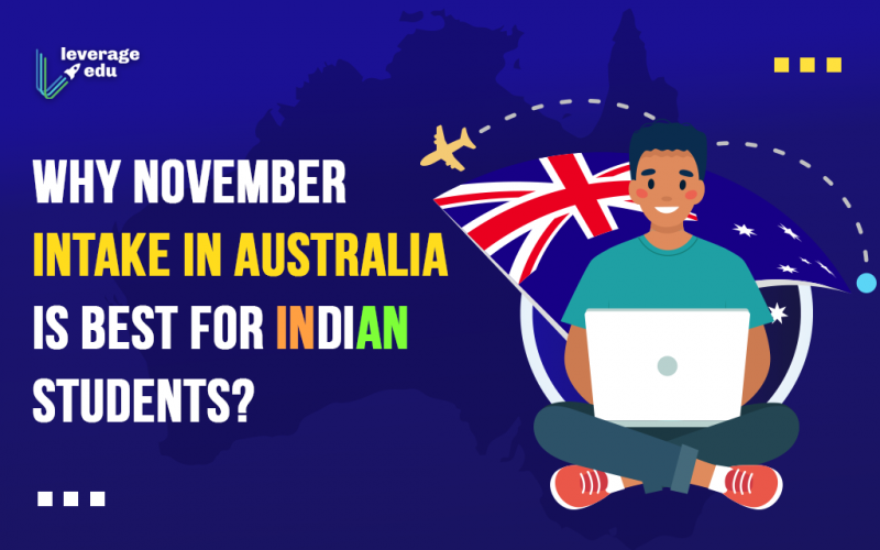 November Intake in Australia