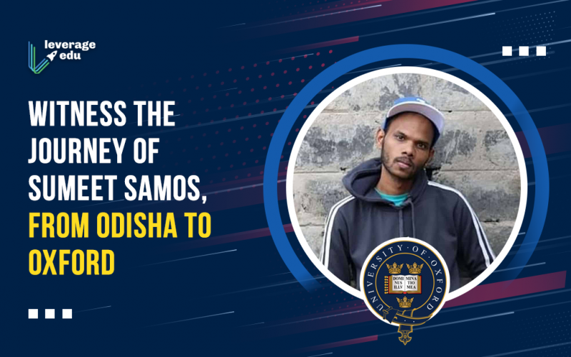 Sumeet Samos: Rapper's Journey from Odisha to Oxford