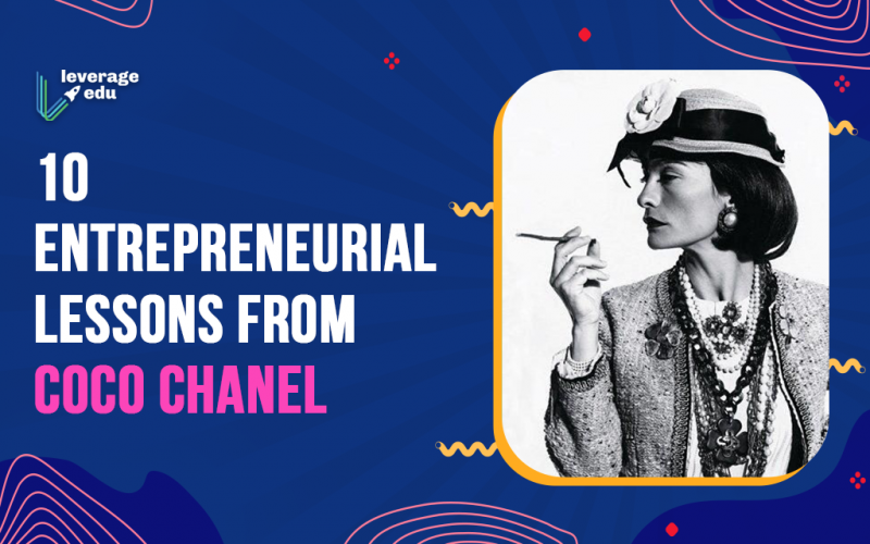 10 Entrepreneurial Lessons from Coco Chanel
