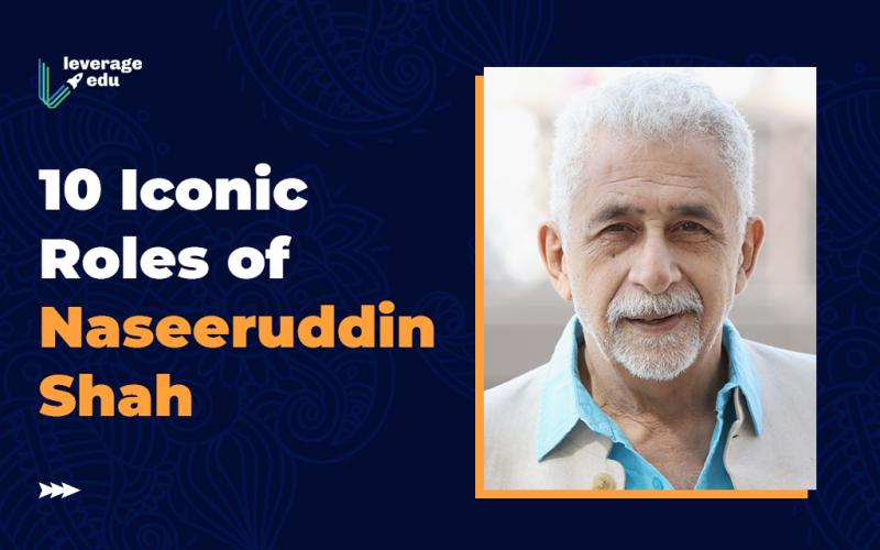 10 Iconic Roles of Naseeruddin Shah